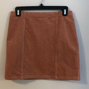 Forever 21 Cotton Skirt